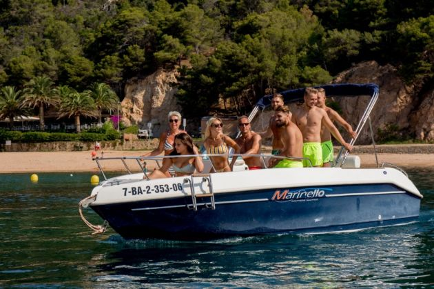 RENT LICENCE BOAT